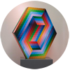 Discover Geometric Art at The Museum of Geometric and MADI Art in Dallas