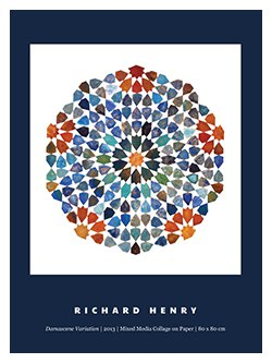 Geometric Art Posters - Richard Henry