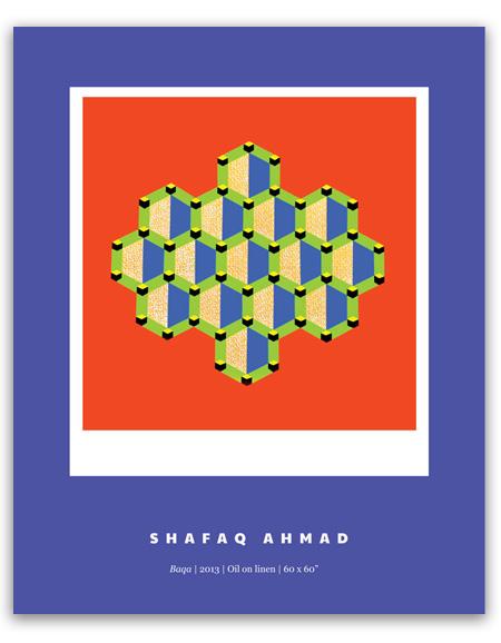 Shafaq Ahmad Poster
