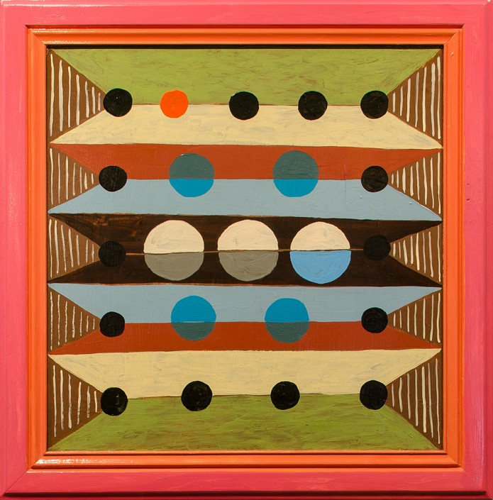 Free things to do in Dallas - Pamela Nelson at the Museum of Geometric and MADI Art