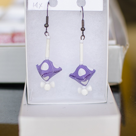 Free things to do in Dallas - Geometric Jewelry at the Museum of Geometric and MADI Art