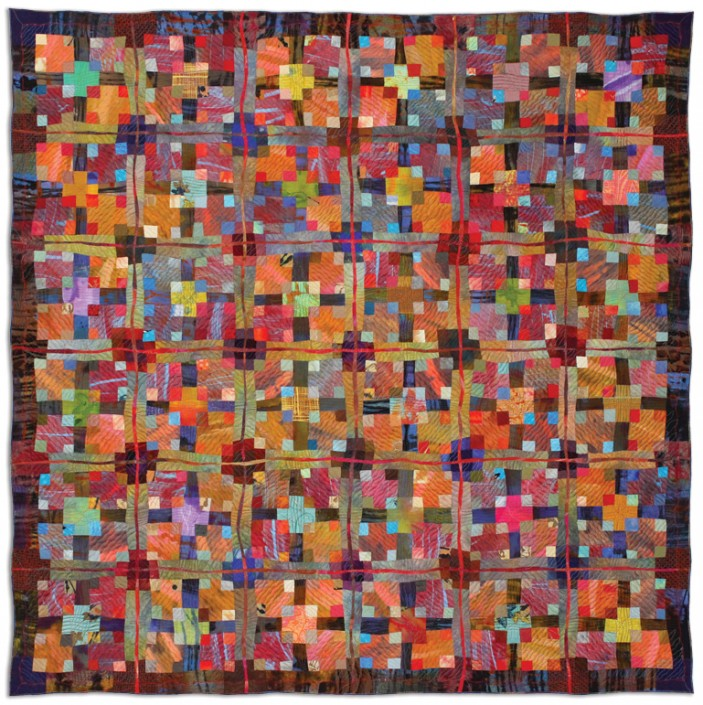 Free Things to do in Dallas - Sue Benner at Museum of Geometric and MADI Art