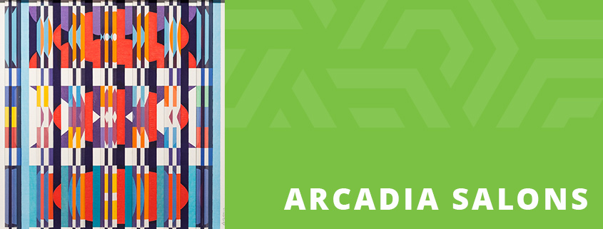 See Yaacov Agam at the Arcadia Salon Discussion Series on April 19