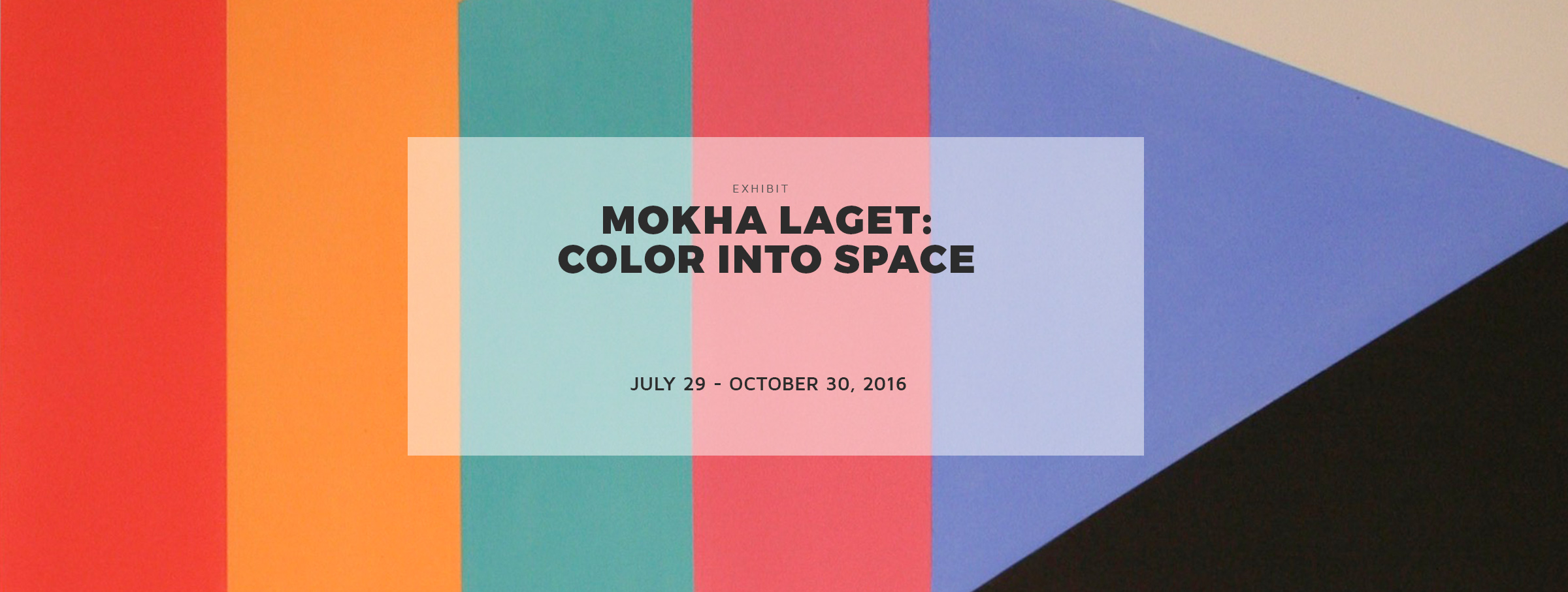 Geometric Art Exhibits in Dallas: Mokha Laget at the Museum of Geometric and MADI Art