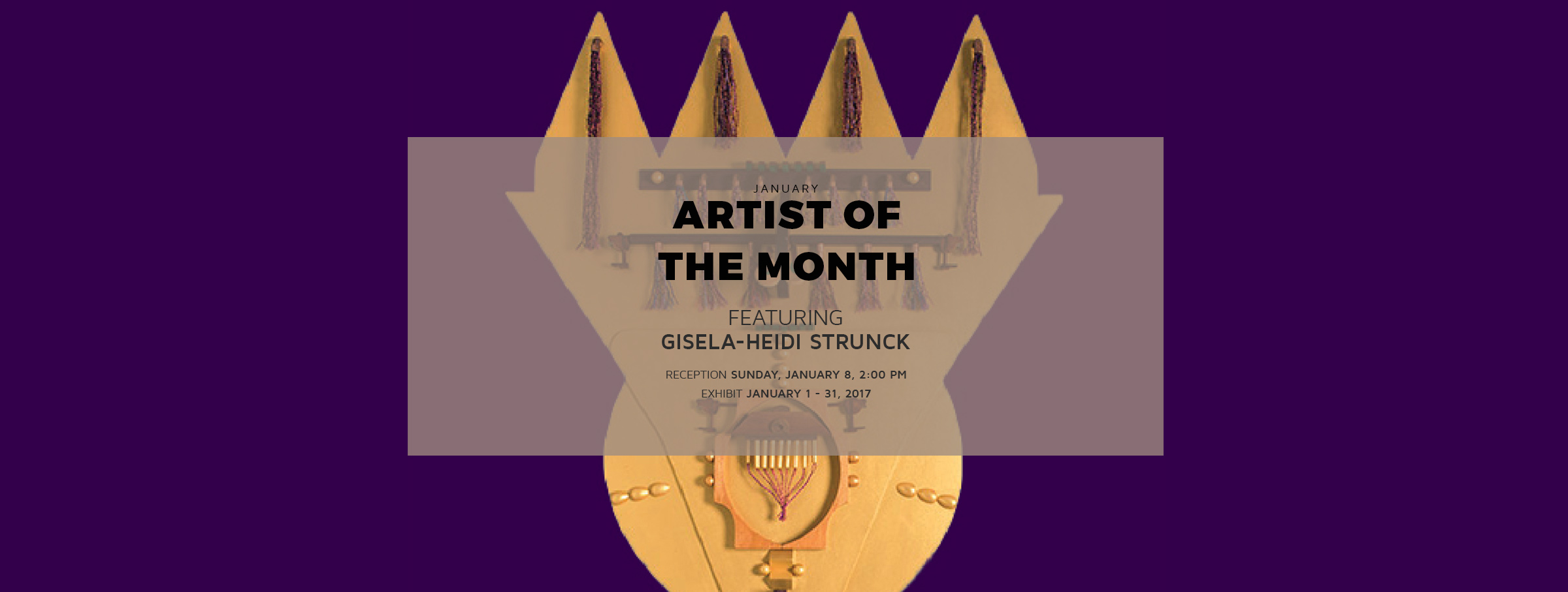 Geometric Art Exhibits in Dallas: Gisela-Heidi Strunk at the Museum of Geometric and MADI Art
