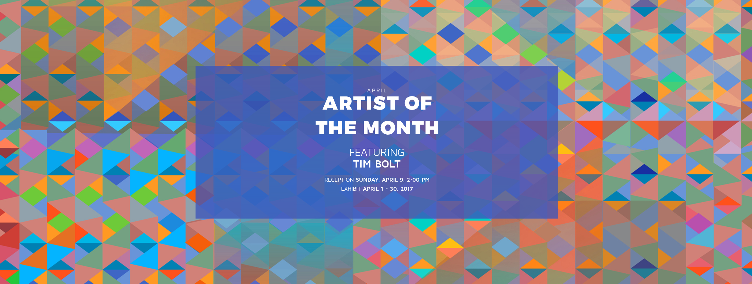 Free Things to do in Dallas: Tim Bolt Exhibit at the Museum of Geometric and MADI Art