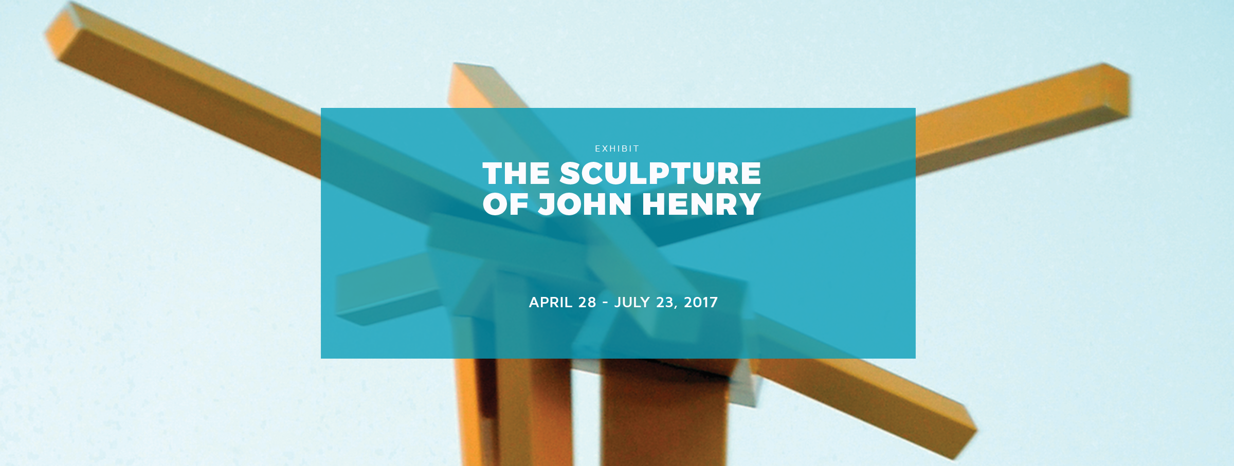 Free Things to do in Dallas: John Henry Exhibit at the Museum of Geometric and MADI Art