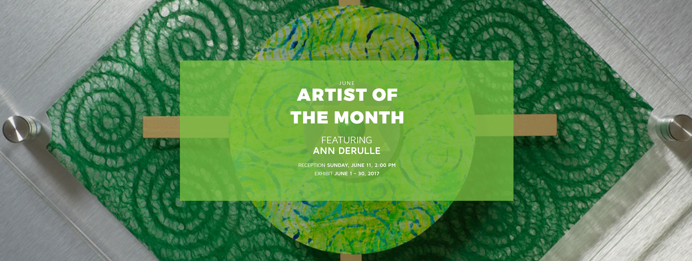 Free Things to do in Dallas: Ann DeRulle Exhibit at the Museum of Geometric and MADI Art