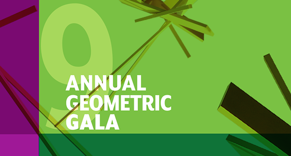 Geometric Gala 2017 - Purchase Tickets