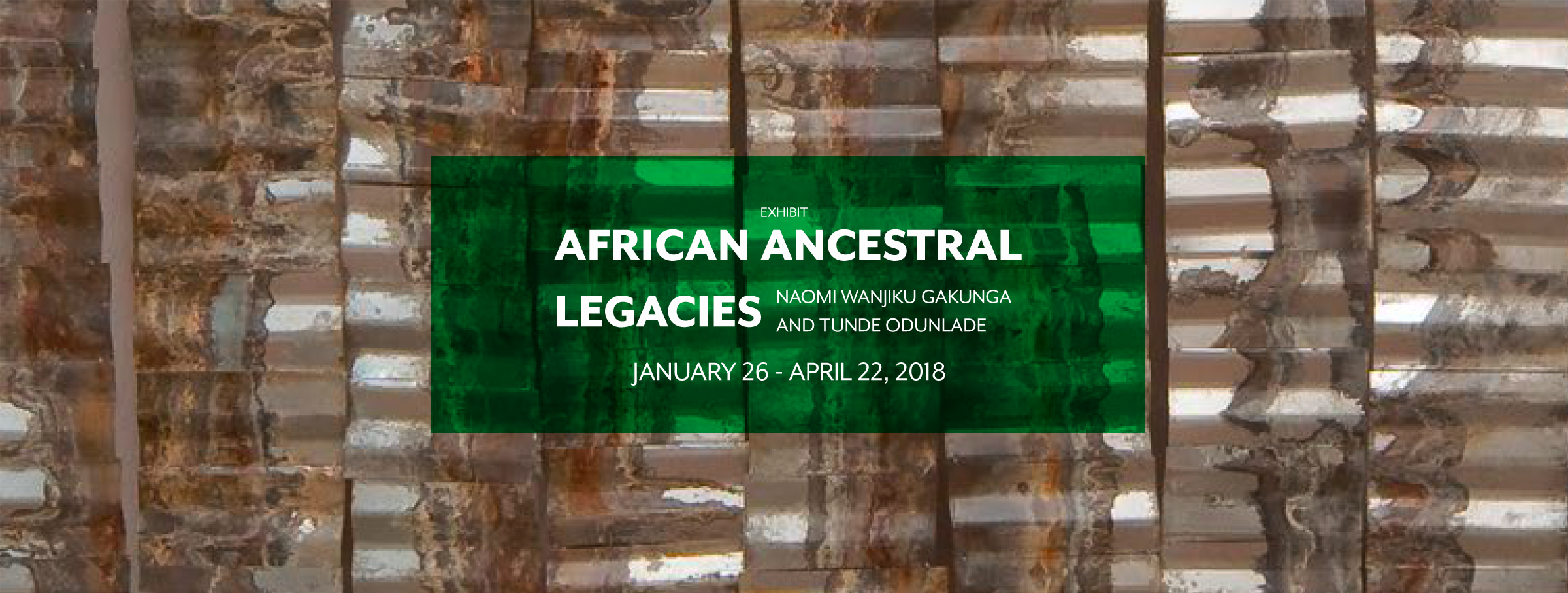 Geometric Art Exhibits in Dallas: African Ancestral Legacy Exhibit at the Museum of Geometric and MADI Art